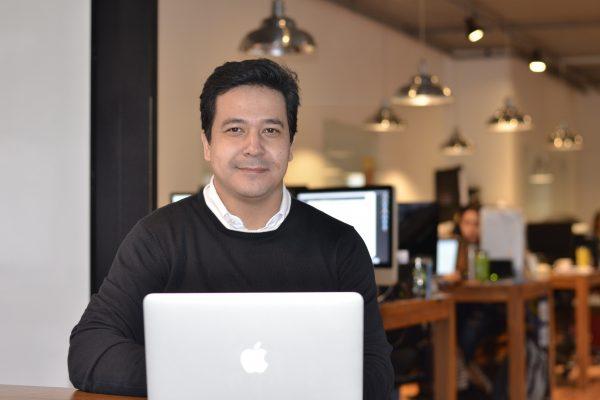 O executivo Alex Moreira de Carvalho, da Thinkseg Corporate