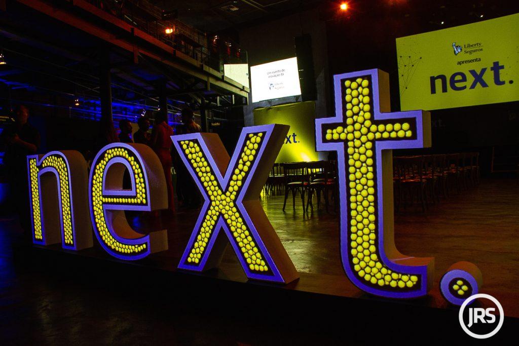 Liberty Seguros promove evento Next, em São Paulo