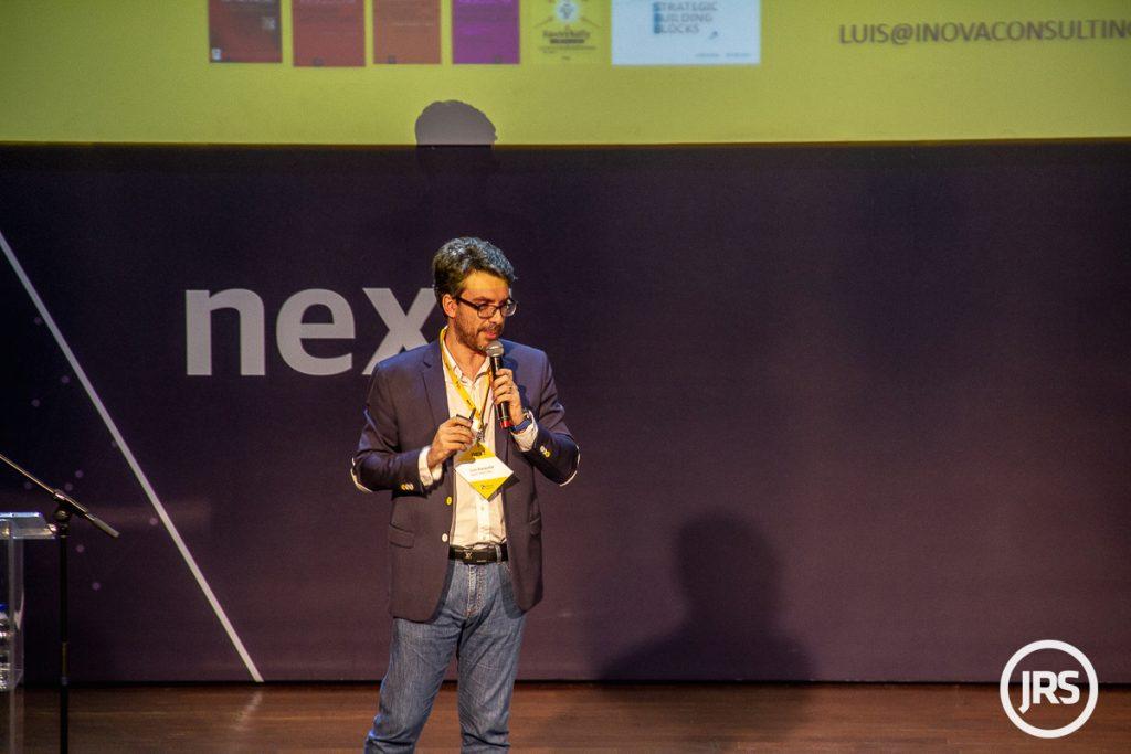 Luis Rasquilha, da Inova Consulting