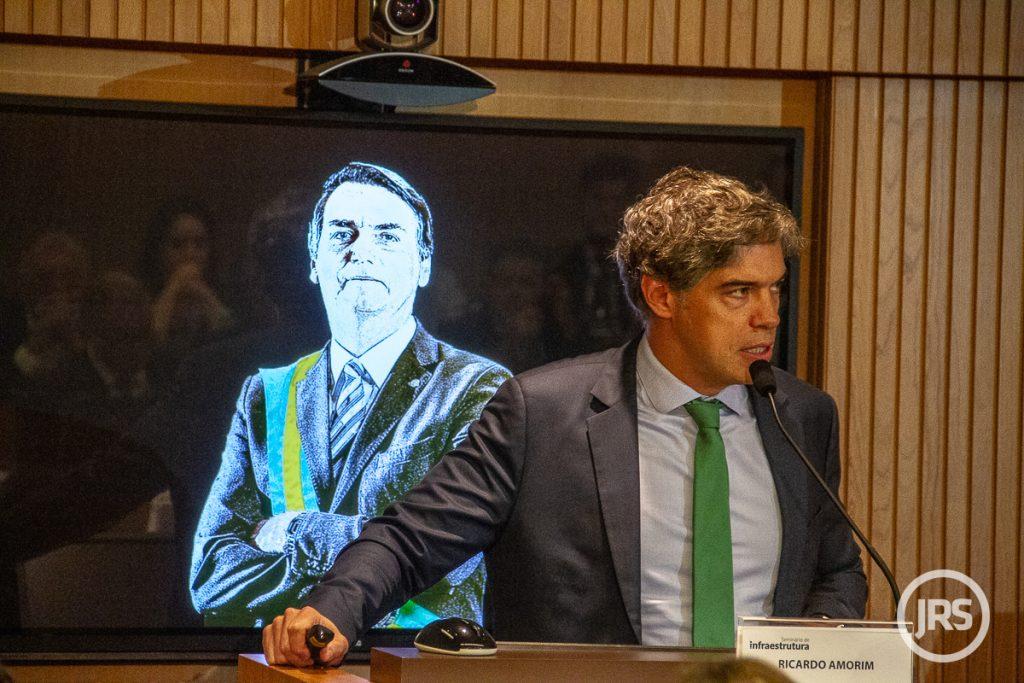 O economista Ricardo Amorim