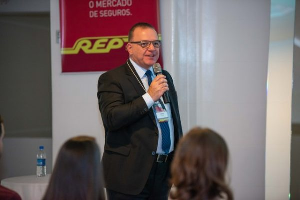 Rogério Walmor Cervi é Presidente da REP Seguros / Divulgação