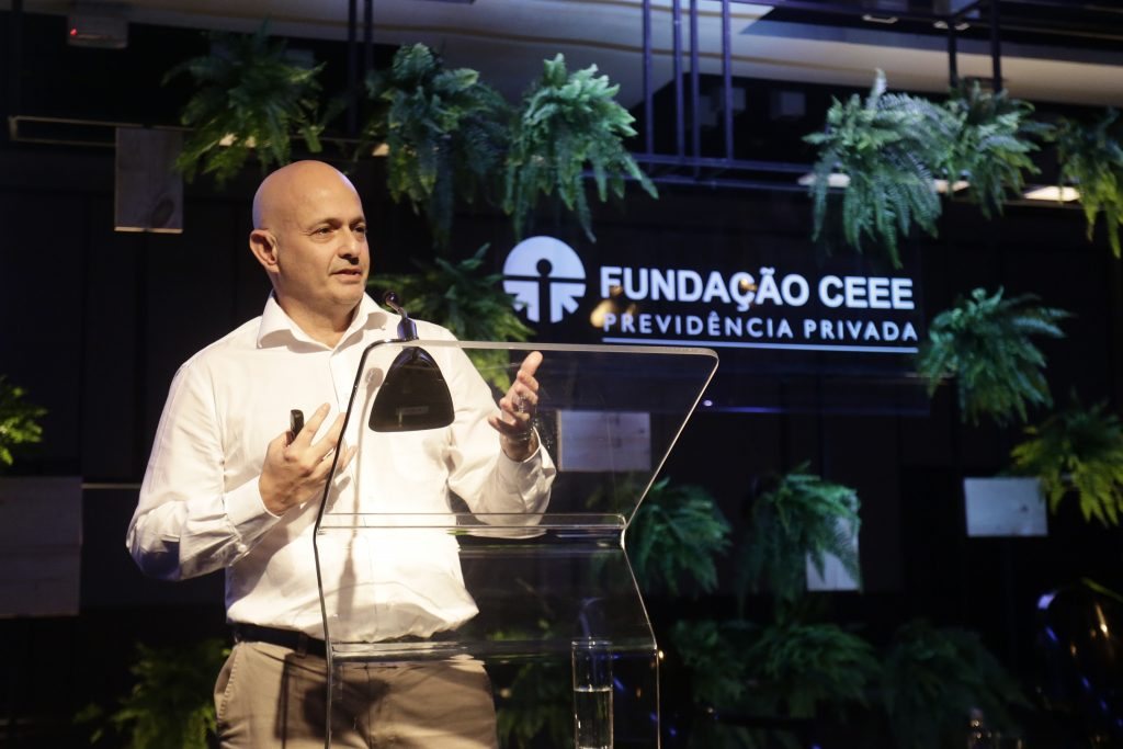 Aod Cunha é ex-secretário estadual da Fazenda (RS)