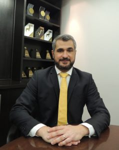 Superintendente de Transportes da Berkley, Thiago Tardone