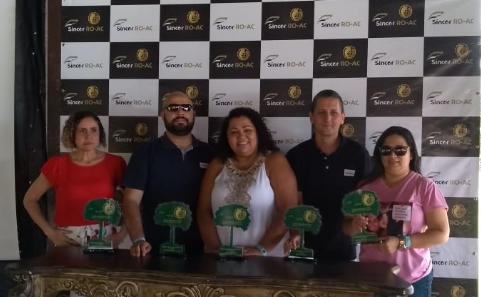 Time Comercial da SulAmérica na região recebeu o prêmio