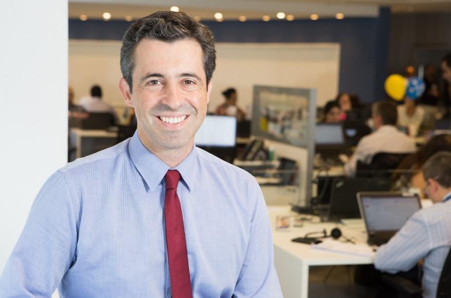 Tomás Carmona é Superintendente de Sustentabilidade da SulAmérica