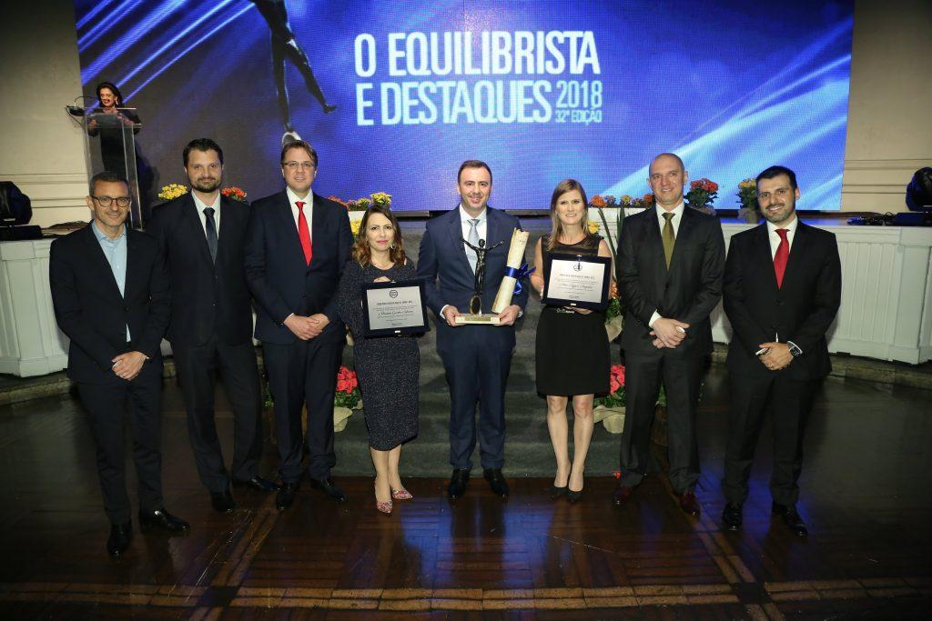 Troféu 'O Equilibrista' 2018