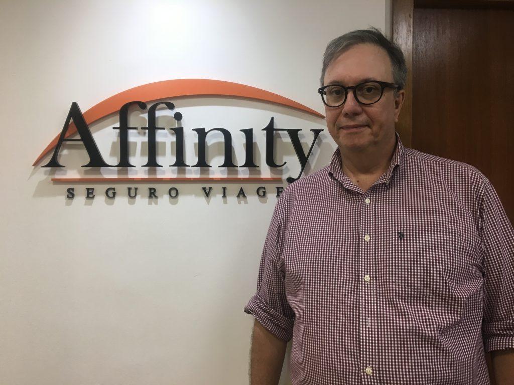 José Carlos Menezes é diretor geral da Affinity