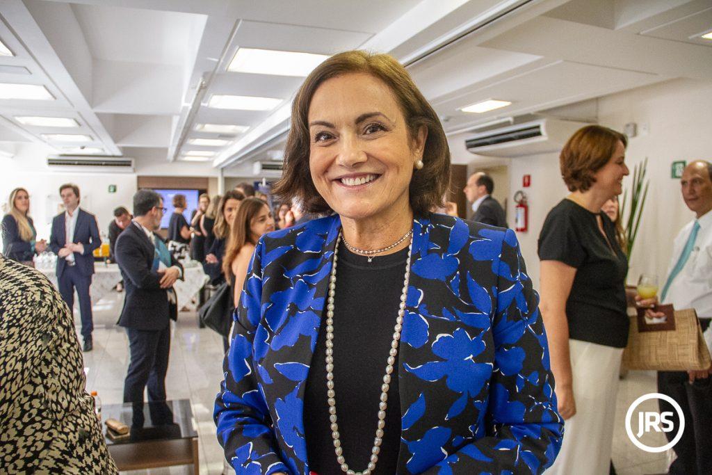 Maria Helena Monteiro é Diretora de Ensino Técnico da Escola Nacional de Seguros