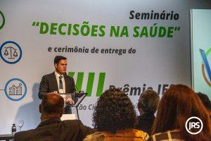 Luiz Augusto Carneiro é Superintendente Executivo do IESS