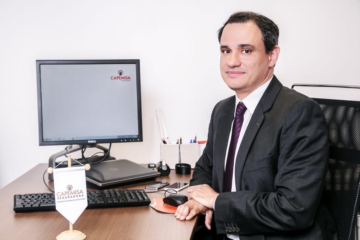 Rafael Amaral é Diretor Técnico da Capemisa Seguradora / Divulgação