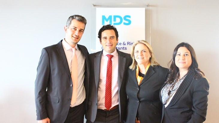 MDS Group - Empresa de gestão automatizada de benefícios