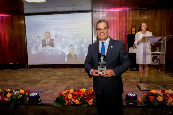Augusto Frederico Costa Rosa de Matos é presidente do SindSeg MG/GO/MT/DF
