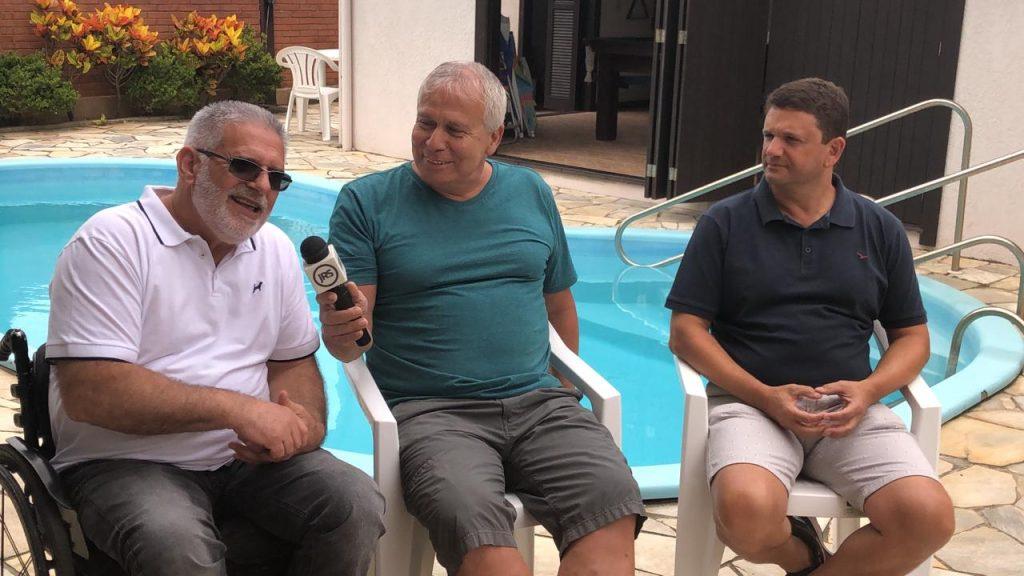 Autoridades do seguro abrem a temporada no QG JRS Litoral 2019