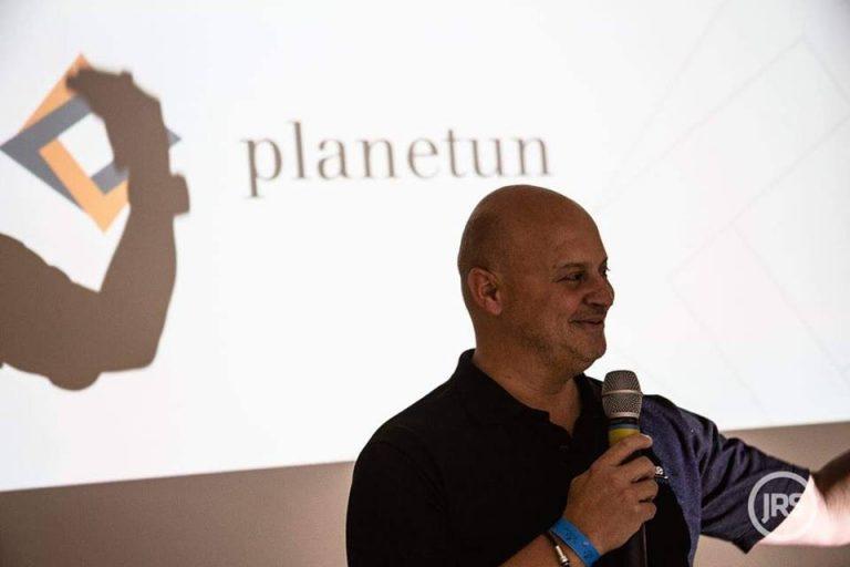 Henrique Maziero é fundador e CEO do Grupo Planetun