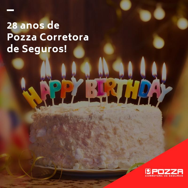 Pozza Corretora de Seguros completa 28 anos no mercado