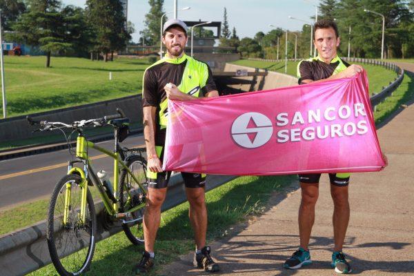 Corretores argentinos incentivam uso da bicicleta em travessia ciclística