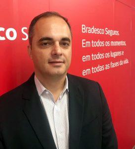 Pablo Rodrigues Guimarães é superintendente executivo MG/RJ/ES da Bradesco Seguros
