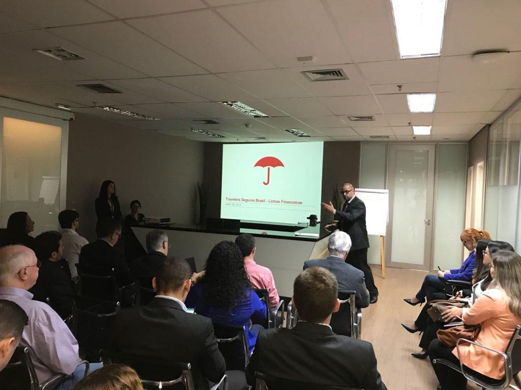 Travelers Seguros intensifica programa de treinamento de corretores em 2018