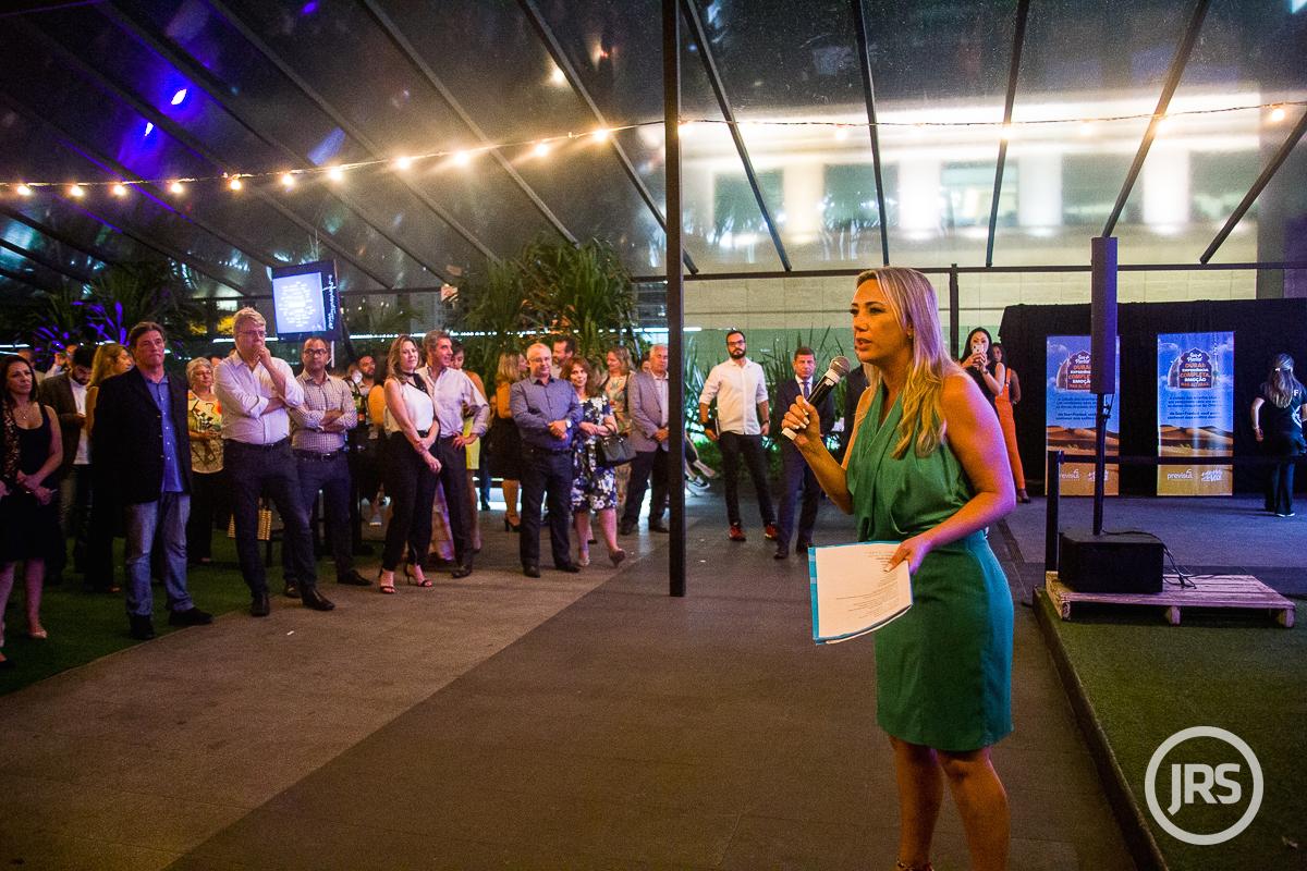 Andreia Araujo é Diretora de Negócios e Marketing da Previsul Seguradora