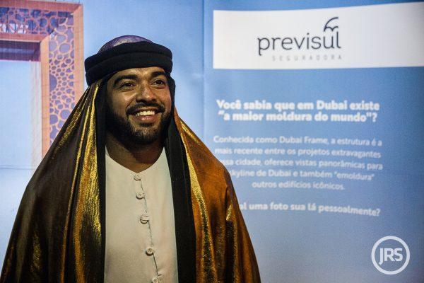 Previsul Seguradora vai levar Corretores de Seguros para Dubai