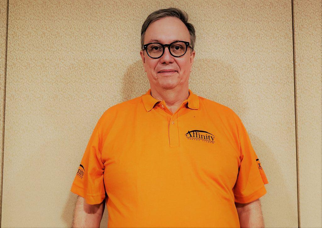 José Carlos Menezes é diretor geral da Affinity Seguros