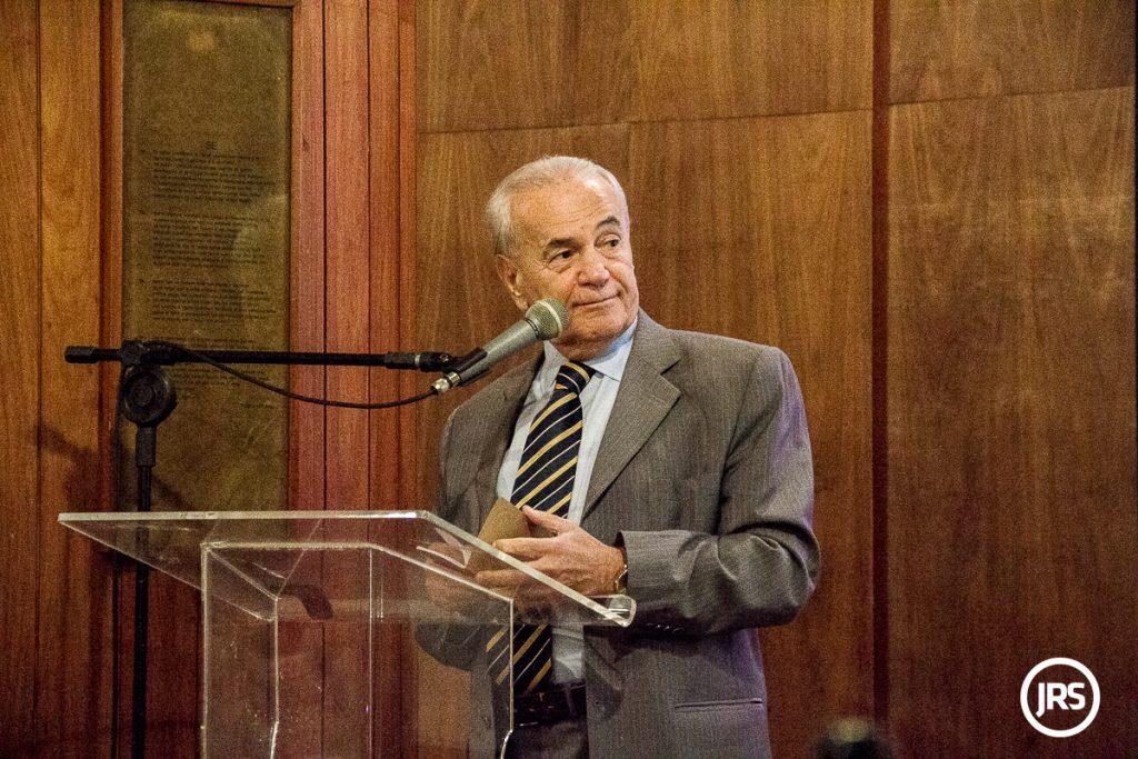 Osmar Bertacini, 55 anos dedicados ao setor de seguros / Arquivo JRS