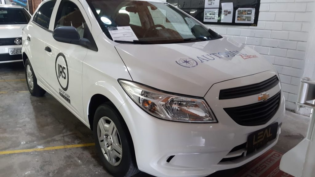 Unidade móvel do JRS/Divulgação