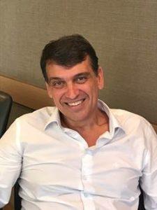 CEO da corretora, Carlos Figueiredo