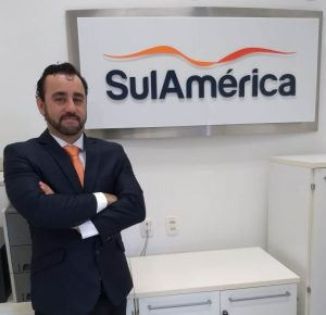 Rodolfo Nantes, novo gerente da unidade Planalto (RS)