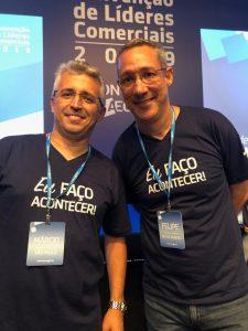 Marcio Batistuti e Felipe Maciel / Divulgação