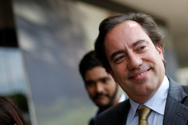 Novo presidente da Caixa, Pedro Guimarães / Reprodução
