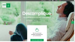 HDI Seguros lança novo site com foco em praticidade e mobilidade