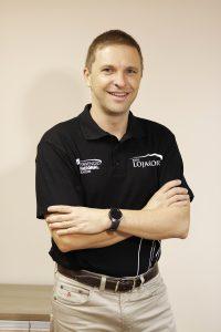 Diogo Arndt Silva é presidente da Rede Lojacorr