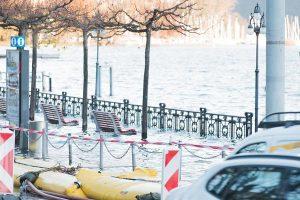 Inundação é o dano mais comum ao carro no Verão