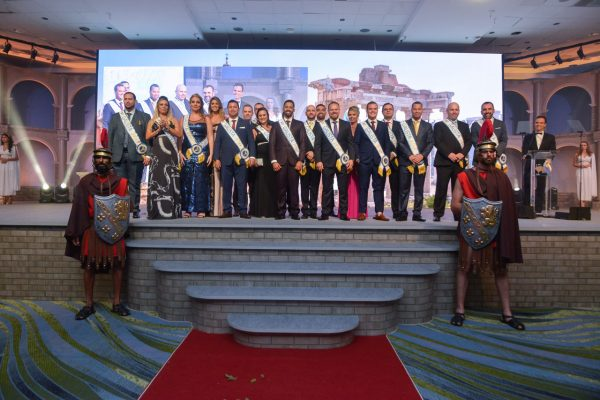 Mongeral Aegon premia os vencedores da campanha Galo de Ouro 2018