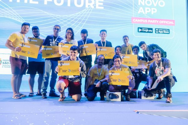Liberty leva mais de 40 corretores a Campus Party e seleciona projeto vencedor de Hackathon