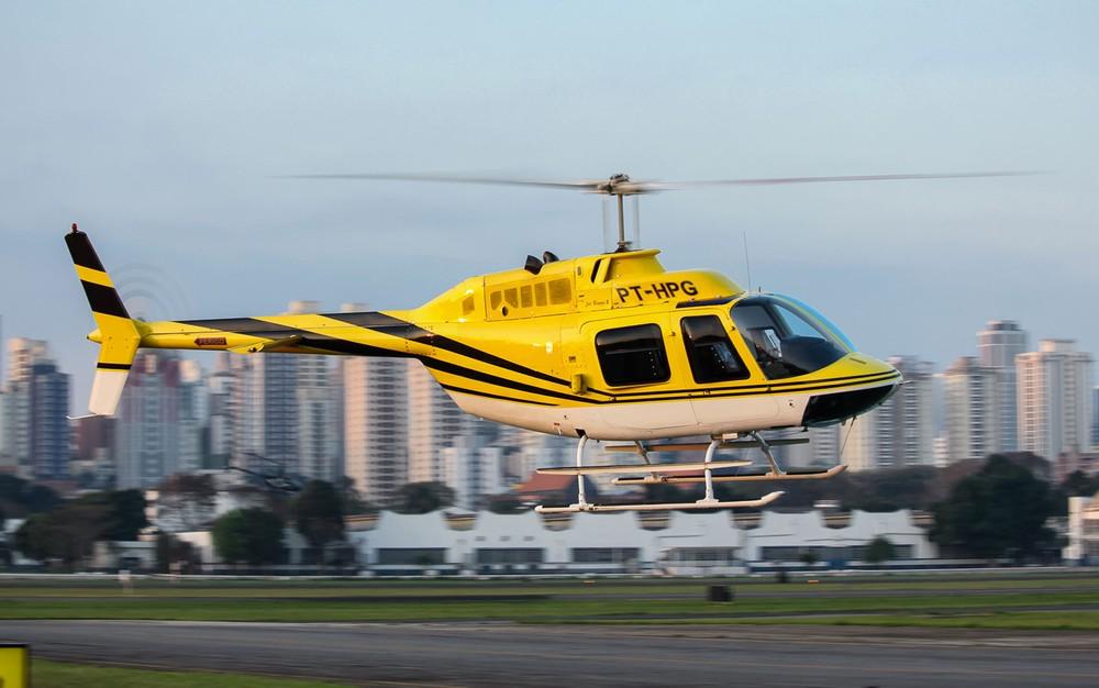 Anac diz que helicóptero com Boechat não era autorizado a transportar passageiros / Foto: Matheus Herrera