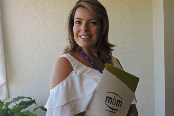 Daniela Dutra é a nova executiva de contas da filial RS do MBM Seguros