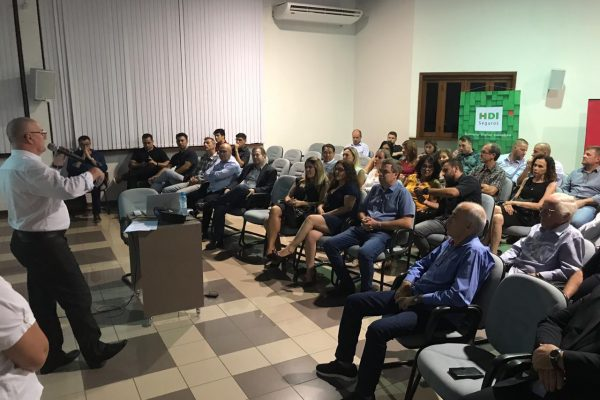 Confraternização dá início às atividades do Sincor-RS no Vale do Sinos