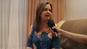 Ana Reis dos Santos é funcionária pública