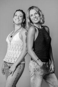 As empresárias e irmãs Ana Anne Galante
