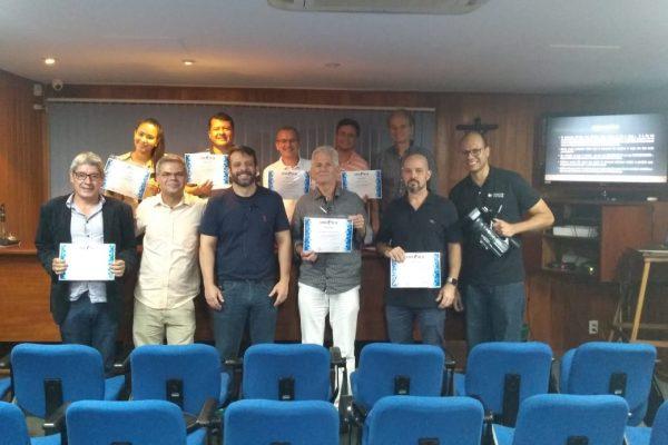Executivo do Grupo Pentagonal ministra curso sobre franquias no Sincor-RJ