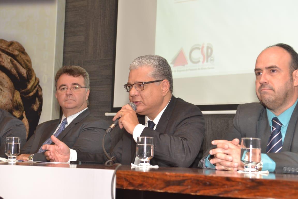 Jorge Nasser, João Paulo Mello e Gustavo Bentes