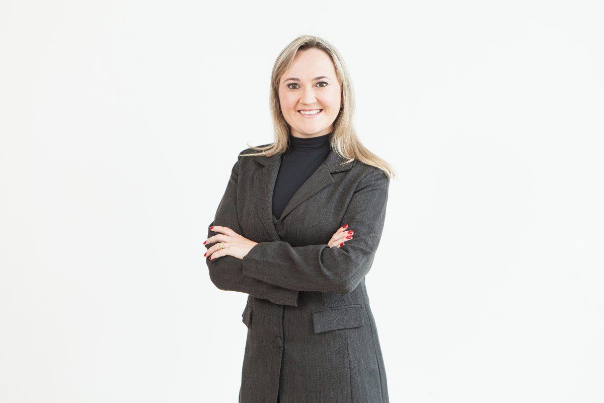 Juliana Santos é responsável pela área de seguros de Entretenimento da Chubb