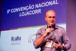 Alberto Lohmann é o convidado do próximo encontro do Clube da Pedrinha RS