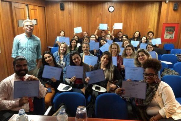 Sincor-RJ realiza primeiro curso no horário noturno
