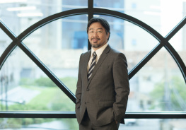 Masaaki Itakura, Diretor Executivo de Estratégia Corporativa / Foto: André Luiz Mello/AGIF