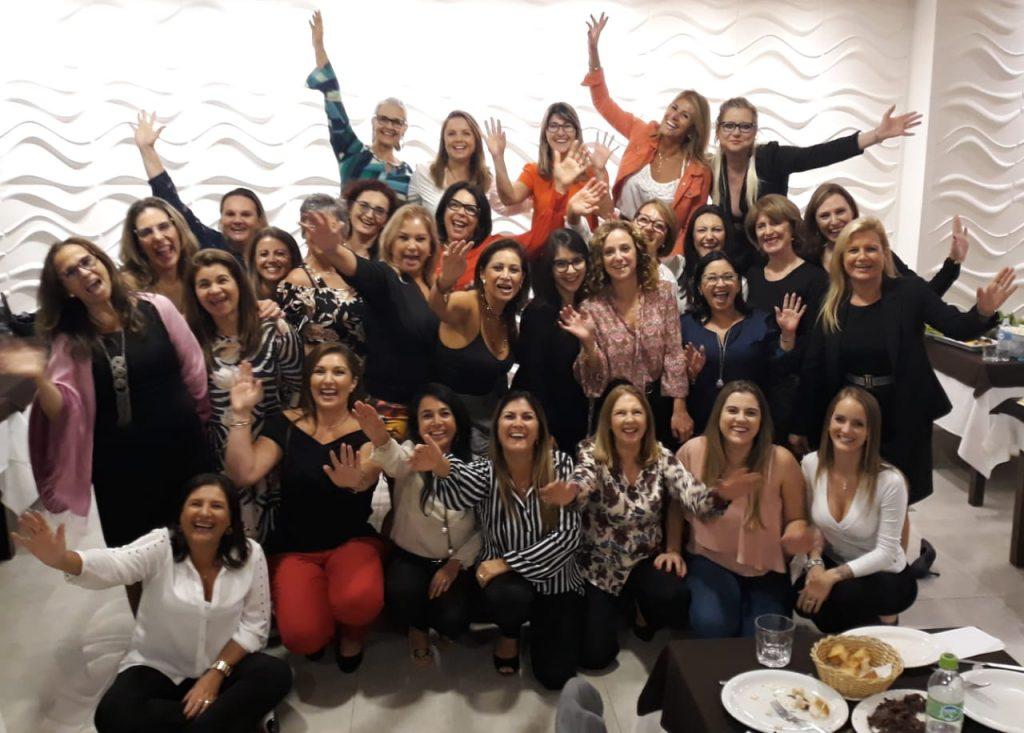 Confraria Feminina de Seguros realiza primeiro encontro, em Porto Alegre