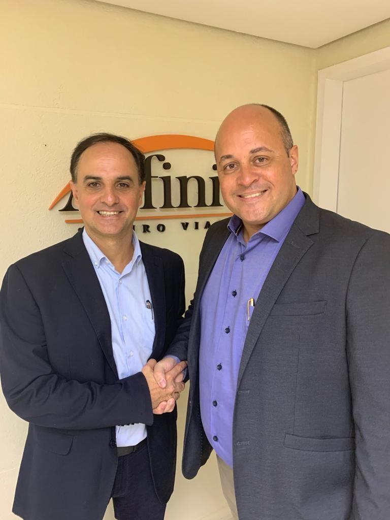 Affinity Seguro Viagem contrata novo gerente comercial no interior paulista