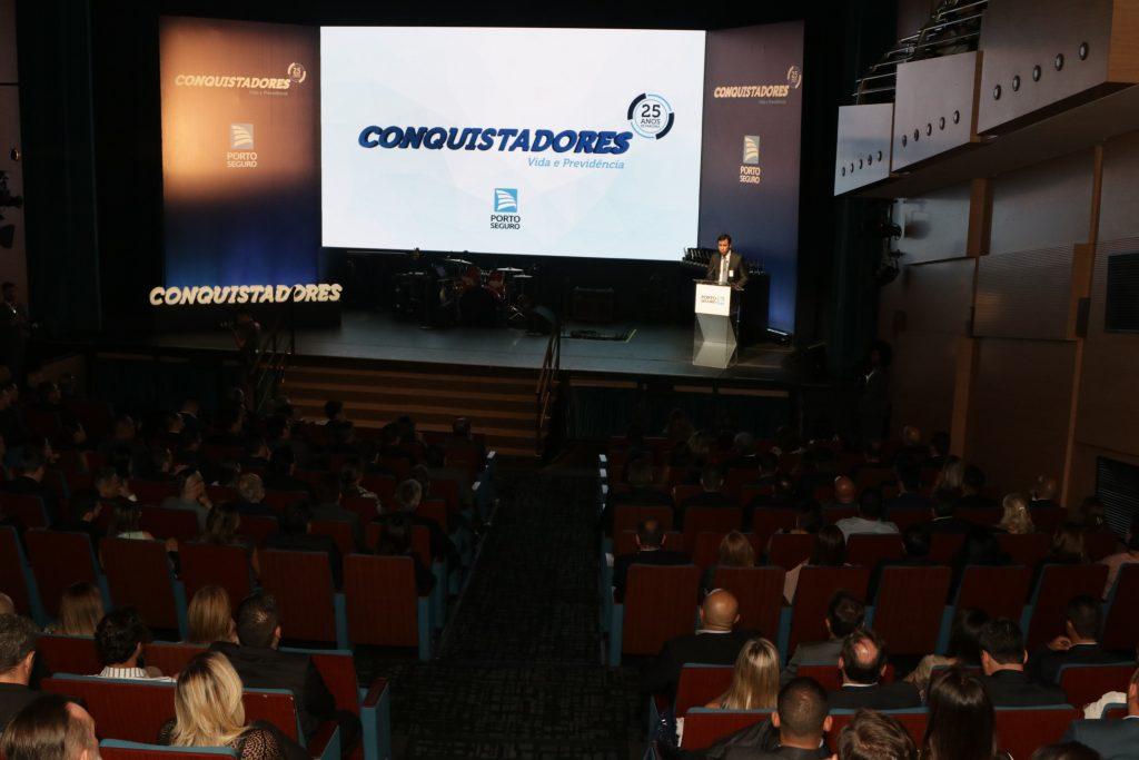 Porto Seguro premia vencedores da Campanha Conquistadores 2018